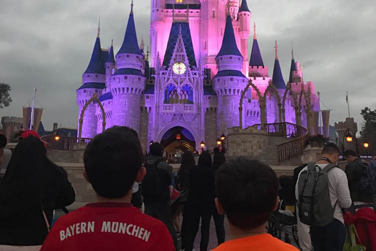 Que tal conhecer o castelo que inspirou Walt Disney?